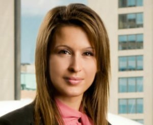 Experienced Toronto personal injury lawyer Tina Radimisis